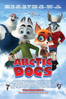 Arctic Dogs 2019 Poster
