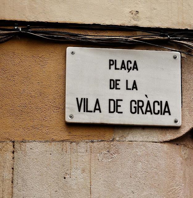 place,barcelone,blog,madamegin,voyage,espagne,placadelaviladegracia,gracia,