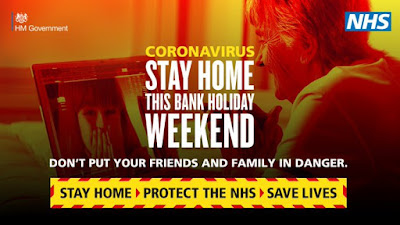 Stay home this weekend Easter UK Government