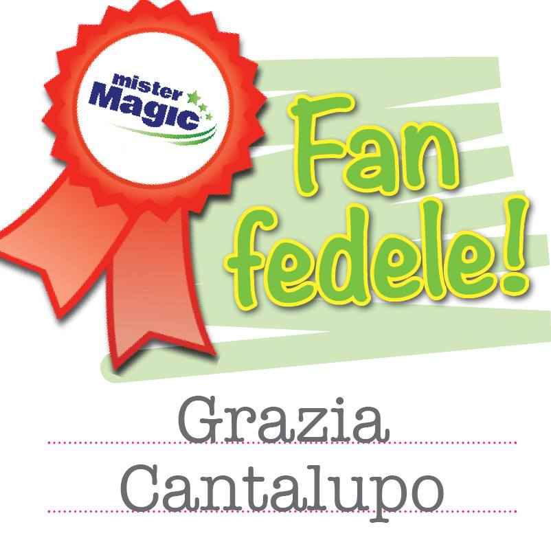 Fan Fedele Mister Magic