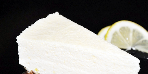 Postre de ricota al limon