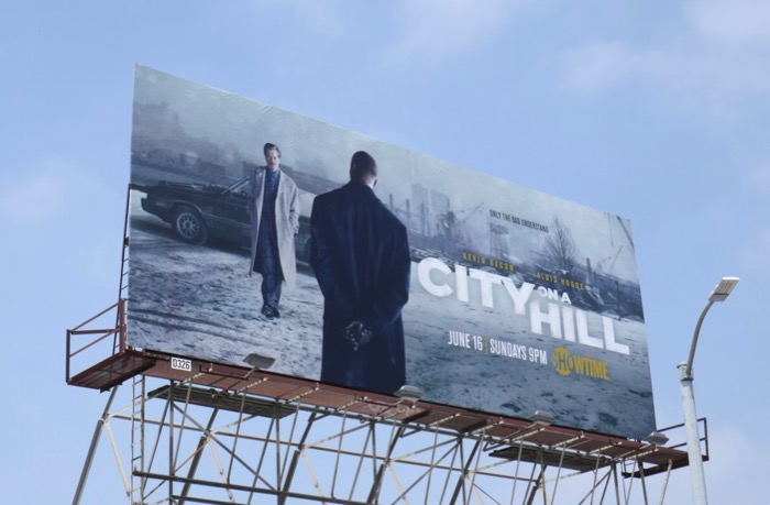 City on a Hill season 1 billboard