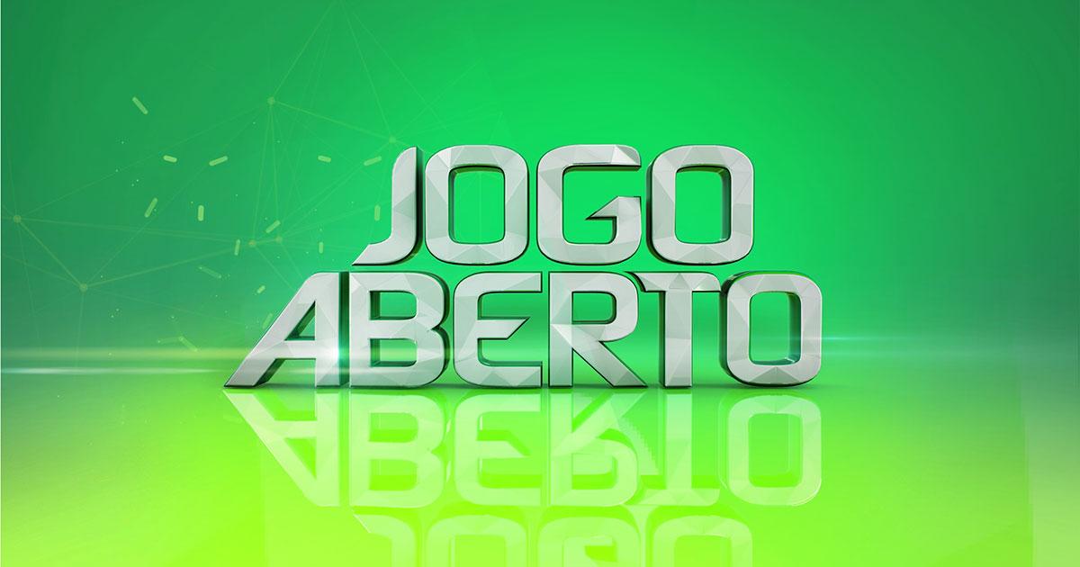 JOGO ABERTO Ao Vivo Grátis