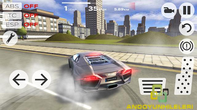 Extreme Car Driving Simulator Para Hileli APK