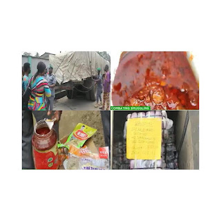 Customs intercepts N27m stew imported from China