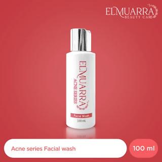 Elmuarra facial wash