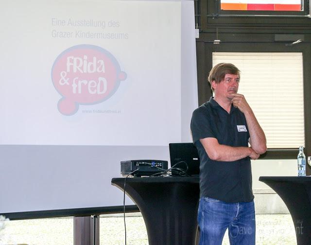 Reiss-Engelhorn-Museum, Mannheim Vortrag FRida & freD