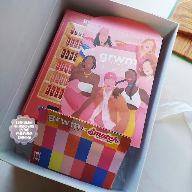 GRWM Cosmetics by Mae Layug Launch and Sneak Peek! Plus ALL The Tsismax! #GoalGetters #GRWMCosmetics