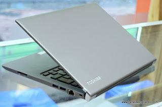 Jual Toshiba Dynabook R63 Core i5 Gen5 Super Ringan - Banyuwangi