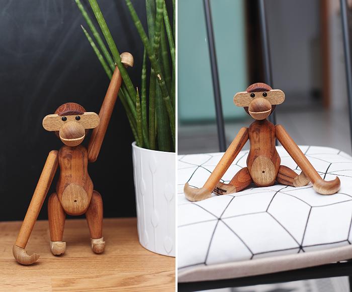 Kay Bojesen Affe Monkey