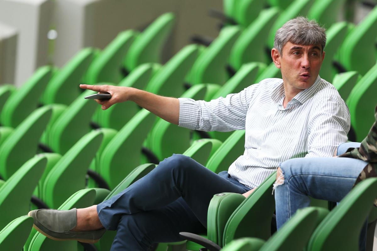 Sergey Galitsky founded Krasnodar
