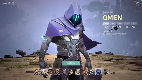 """Omen sẽ là """"ông hoàng"""" điều hành và kiểm soát map trong vòng Valorant"""