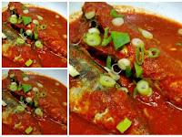 Resep Ikan Tongkol Masak Bumbu Sarden Pedas