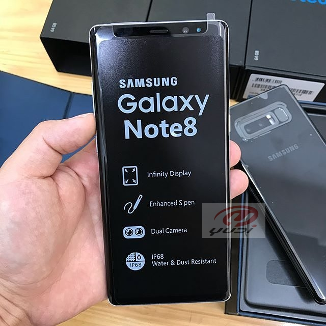 Samsung Galaxy Note 8 I