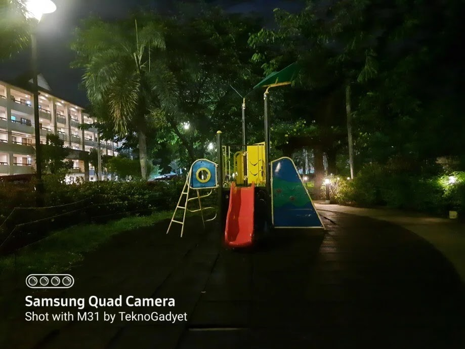 Samsung Galaxy M31 Camera Sample - Playground, Primary