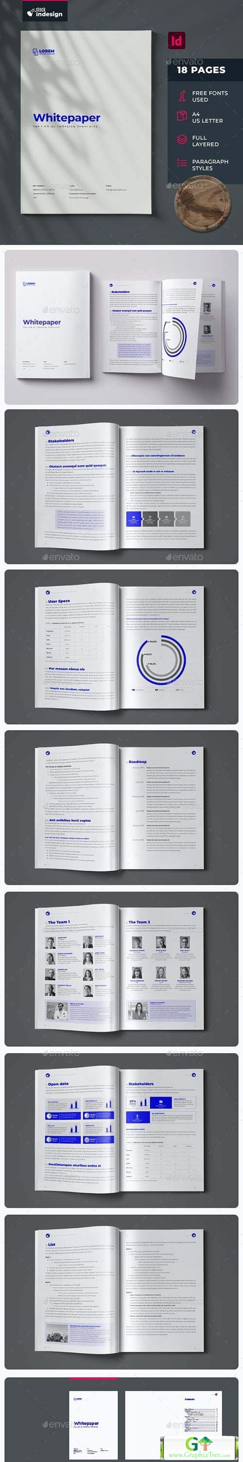 White Paper [Powerpoint] [Indesign & Powerpoints]