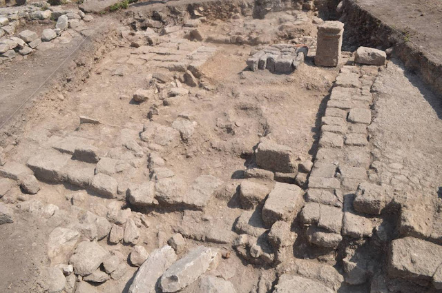 Hellenistic sanctuary discovered in ancient Phoenician city of Tyre
