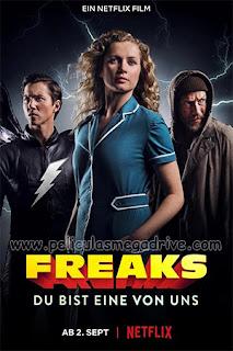 Freaks Eres De Los Nuestros (2020) [Latino-Aleman] [Hazroah]