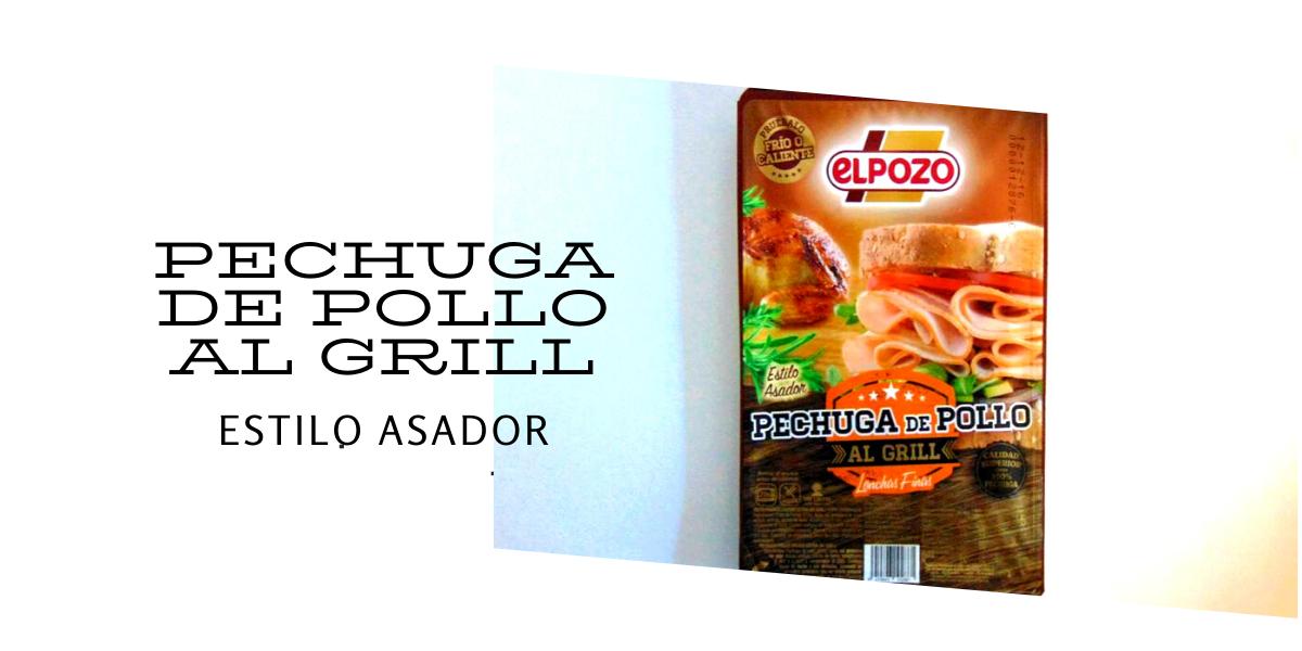 PECHUGA DE POLLO AL GRILL, ESTILO ASADOR