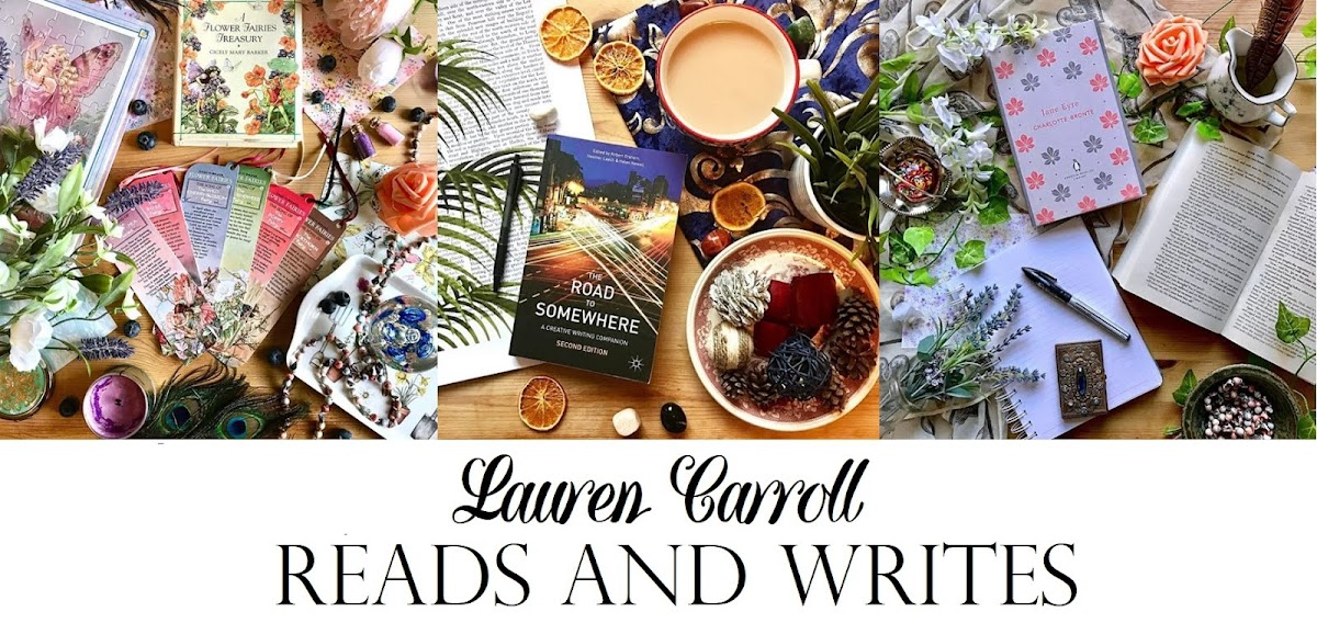 Lauren Carroll Reads and Writes
