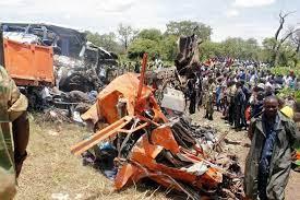 Zambia truck crash kills 19