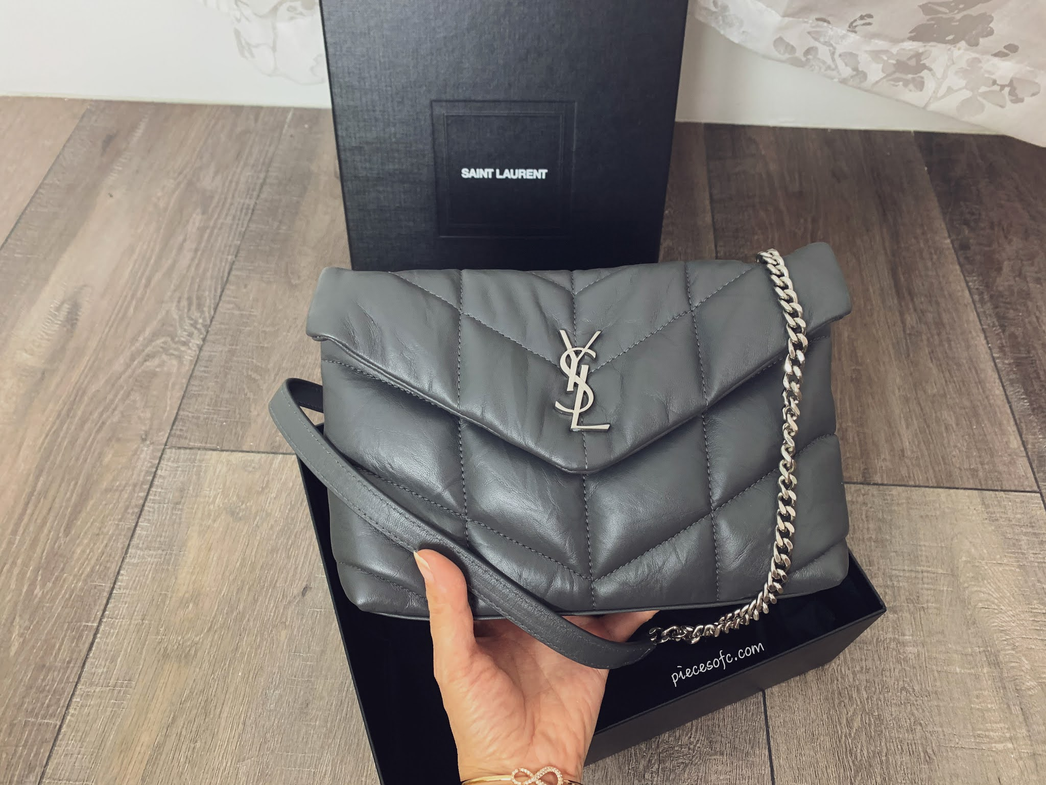 Saint-Laurent-Loulou-Puffer-Toy