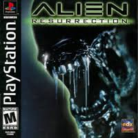 Alien Resurrection - PS1 - ISOs Download