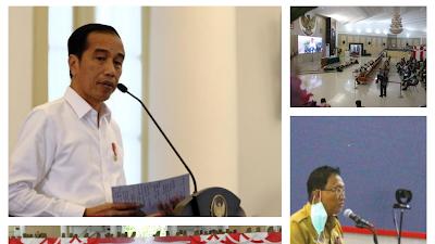 Jokowi Bagikan 1 Juta Sertifikat Tanah di 31 Provinsi, Sulut Kebagian 2.283
