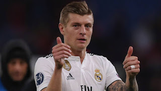 Toni Kroos Extends Deal To 2023