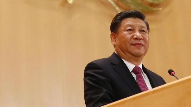 China asegura que asumirá el liderazgo mundial sin EEUU