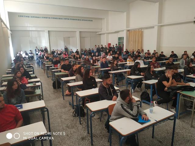 Πρέβεζα: 120 πρωτοετείς σπουδαστές υποδέχτηκε η ΑΕΝ Ηπείρου