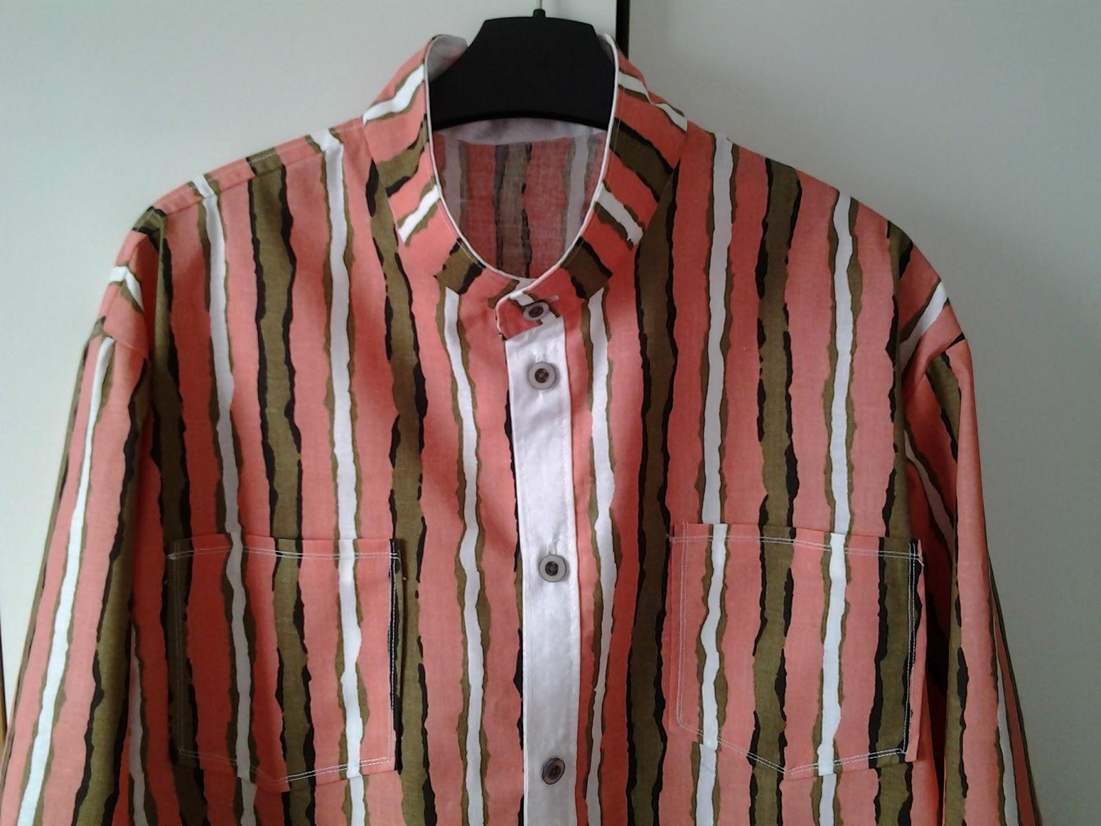 How to make a shirt 74