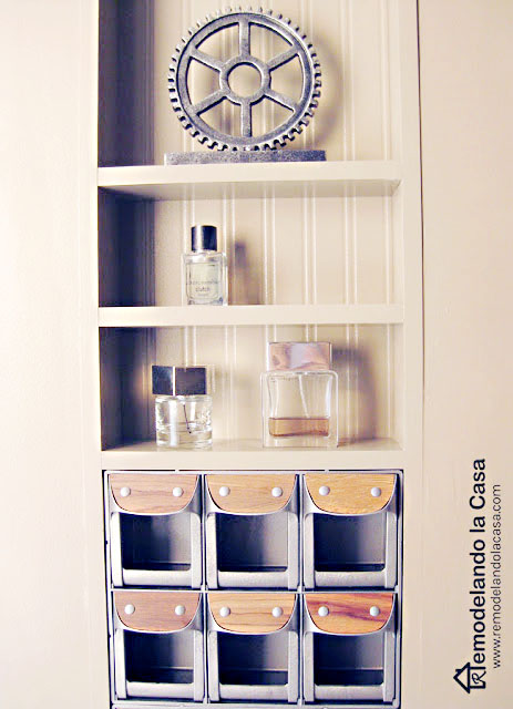 teen boy room storage