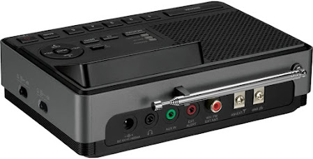 Portable Severe Weather Emergency Alert Radio