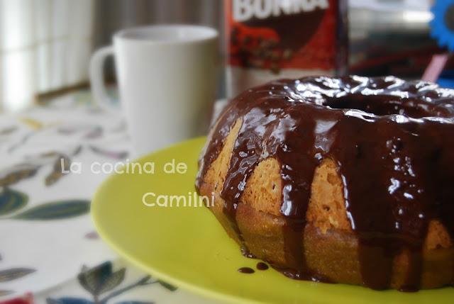 Bizcocho de café con leche (La cocina de Camili)