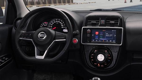 Novo Nissan March 2021 entra em pré-venda no México