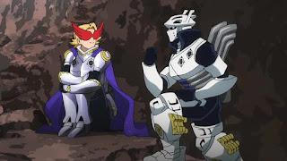 ヒロアカ 飯田天哉 仮免試験 | IIDA TENYA | インゲニウム Ingenium | 僕のヒーローアカデミア アニメ | My Hero Academia | Hello Anime !