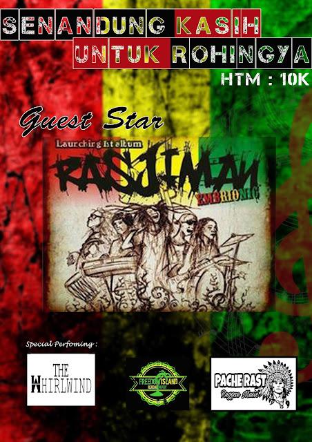 desain poster, poster event, poster event keren, contoh desain poster, desain poster musik, poster musik reggae, poster acara reggae