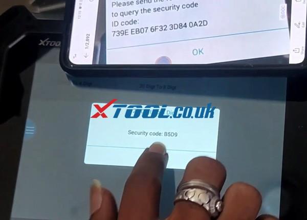 Xtool X100 Pad2 Program 2017 Suzuki Omni All Keys Lost  11