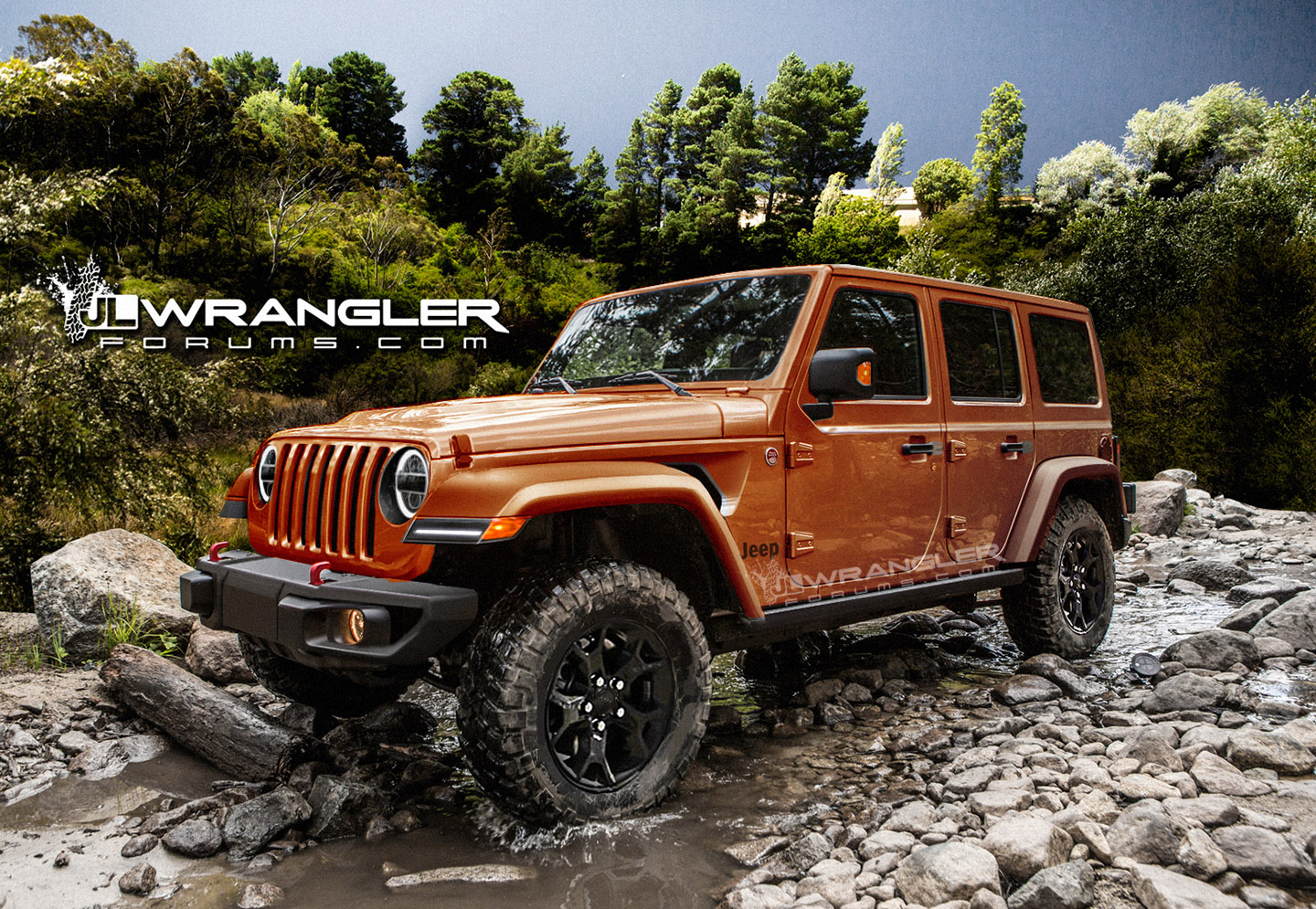 2018 jeep wrangler could get six different engine options