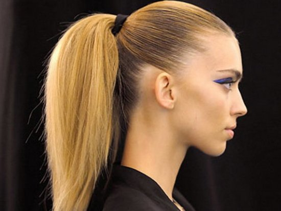 Hair Ponytail Styles: New Hairstyles For Girls Ponytail