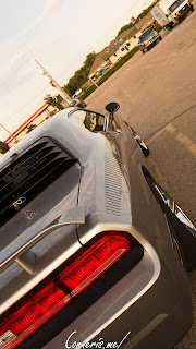 Dodge Challenger Louvers