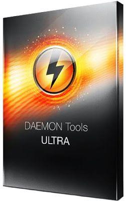 DAEMON Tools Ultra 5.5.0.1048 Téléchargement Gratuit Dernière version