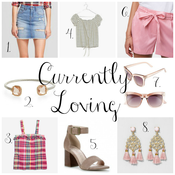 currently loving, summer style, how to dress for summer, mom style