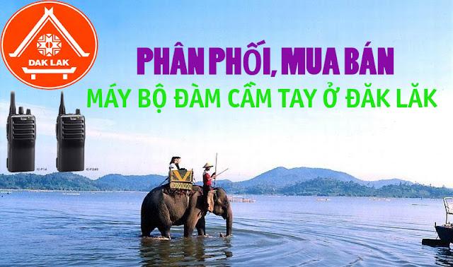 Mua bán máy bộ đàm ở Đắk Lắk