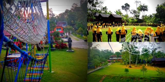 GBR Trawas - Outbound Anak Di Pacet Trawas
