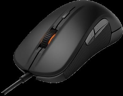 Mouse Gaming CSGO Terbaik 2017 - SteelSeries Rival 300 - 30kbps