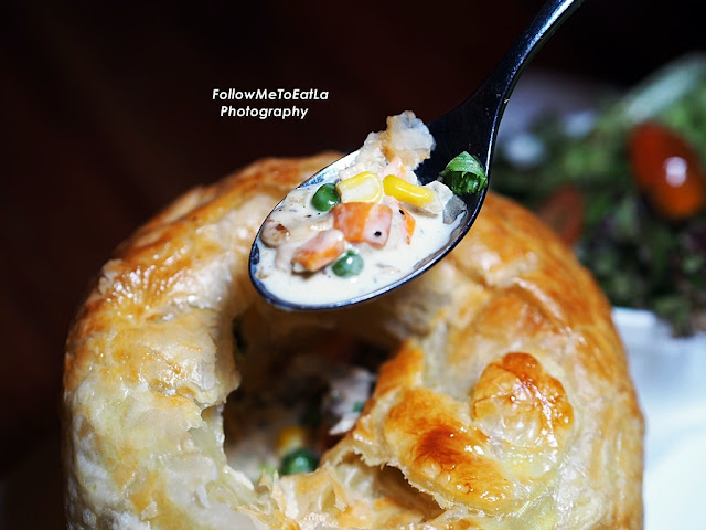 Chicken Pot Pie RM25.90