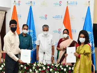 Kerala Government Partnered with UN Women