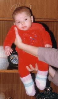 Silvana Calabrese bambina